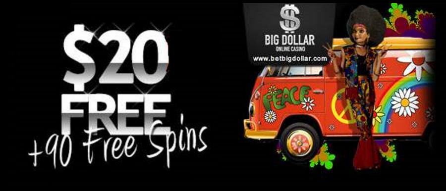 Big Dollar Casino Bonus Codes
