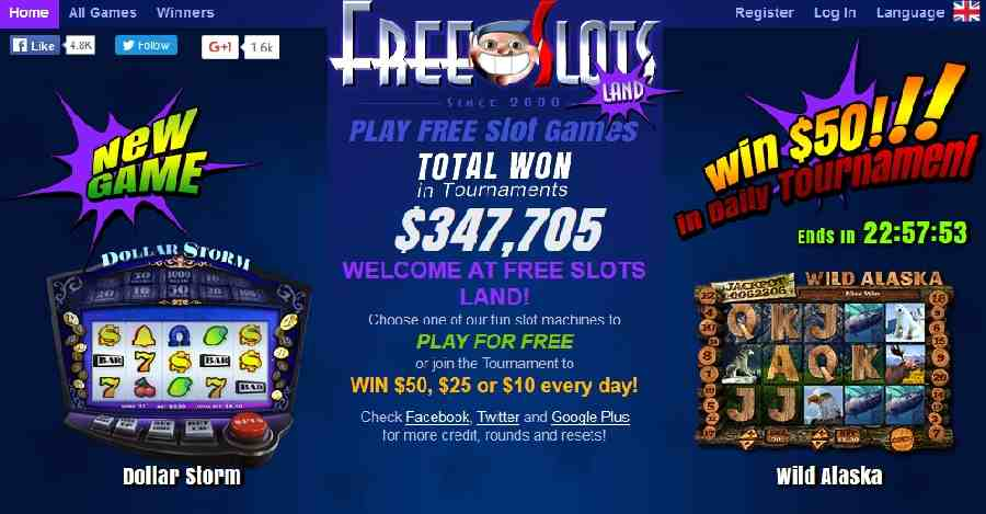 Online Slot Tournaments Free
