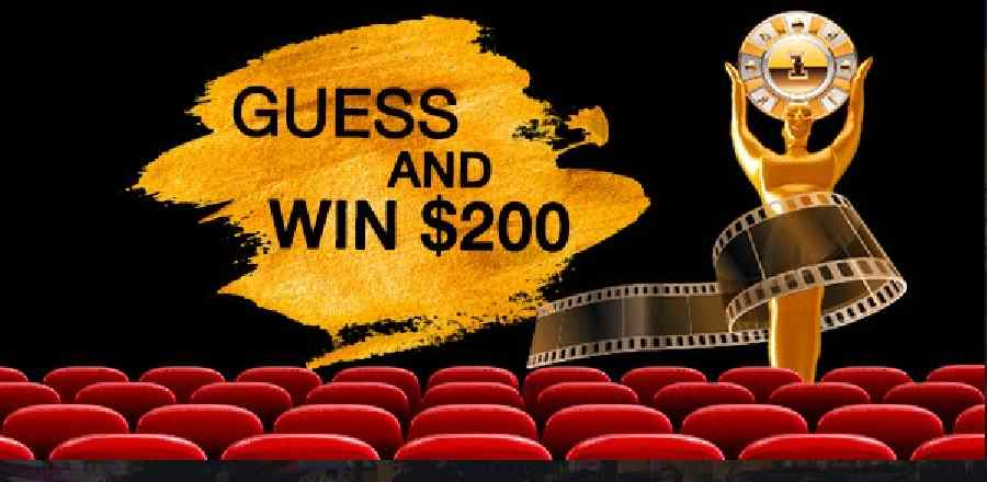 Jackpot Capital Casino Oscar Guess Best Picture And Win 200